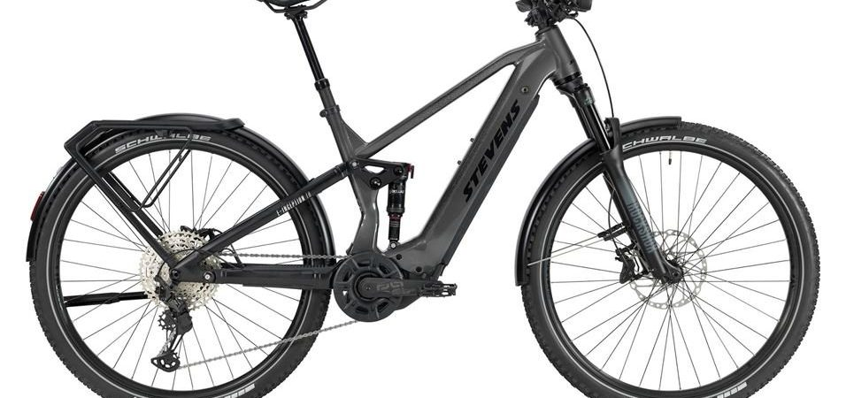 Stevens-E-Bike