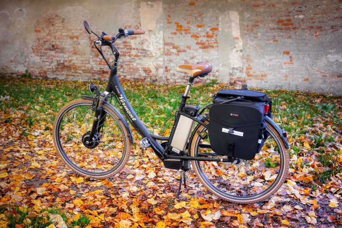 E-Bike geht immer aus