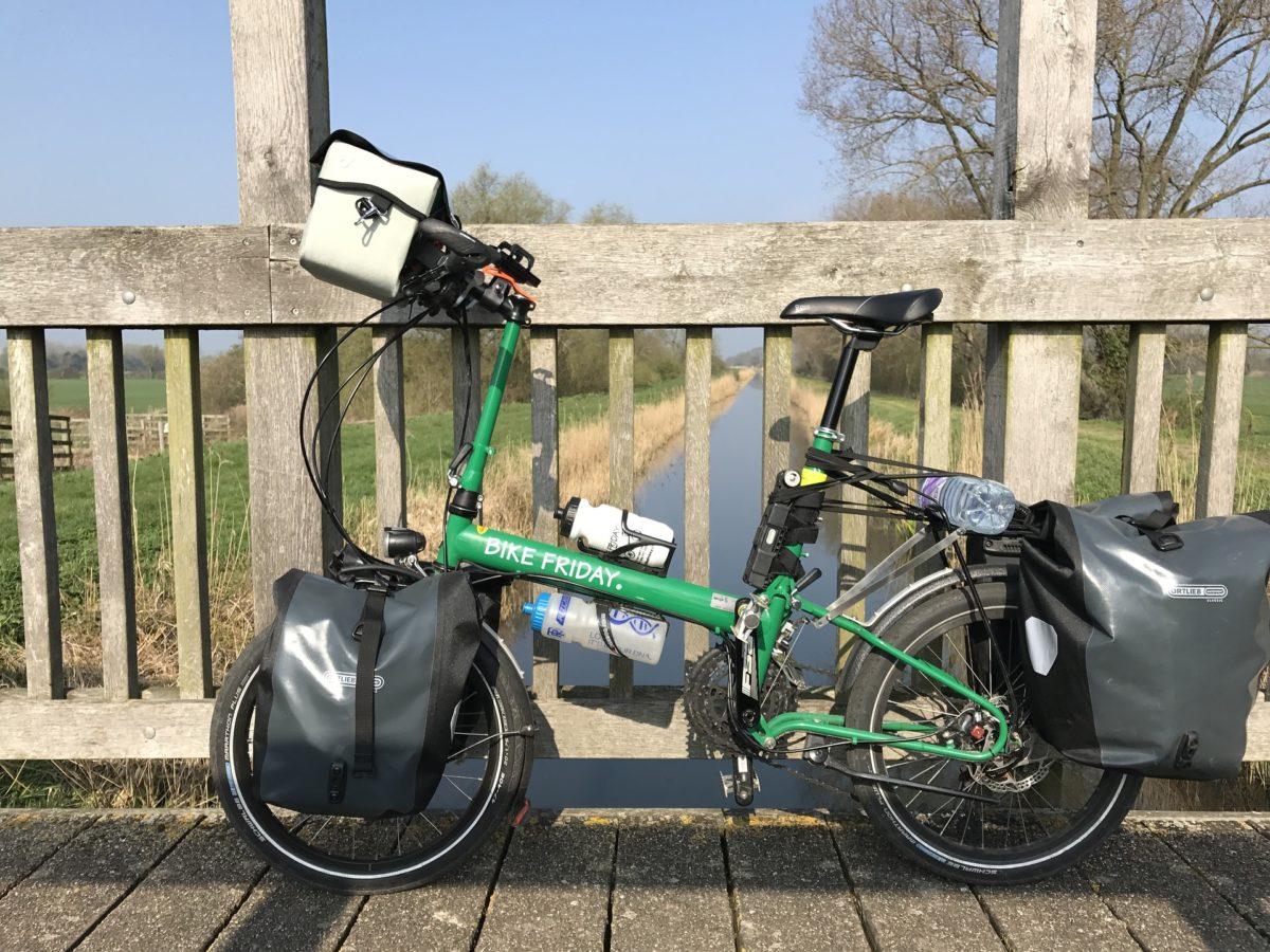 Klapp E-Bike und E-Faltrad