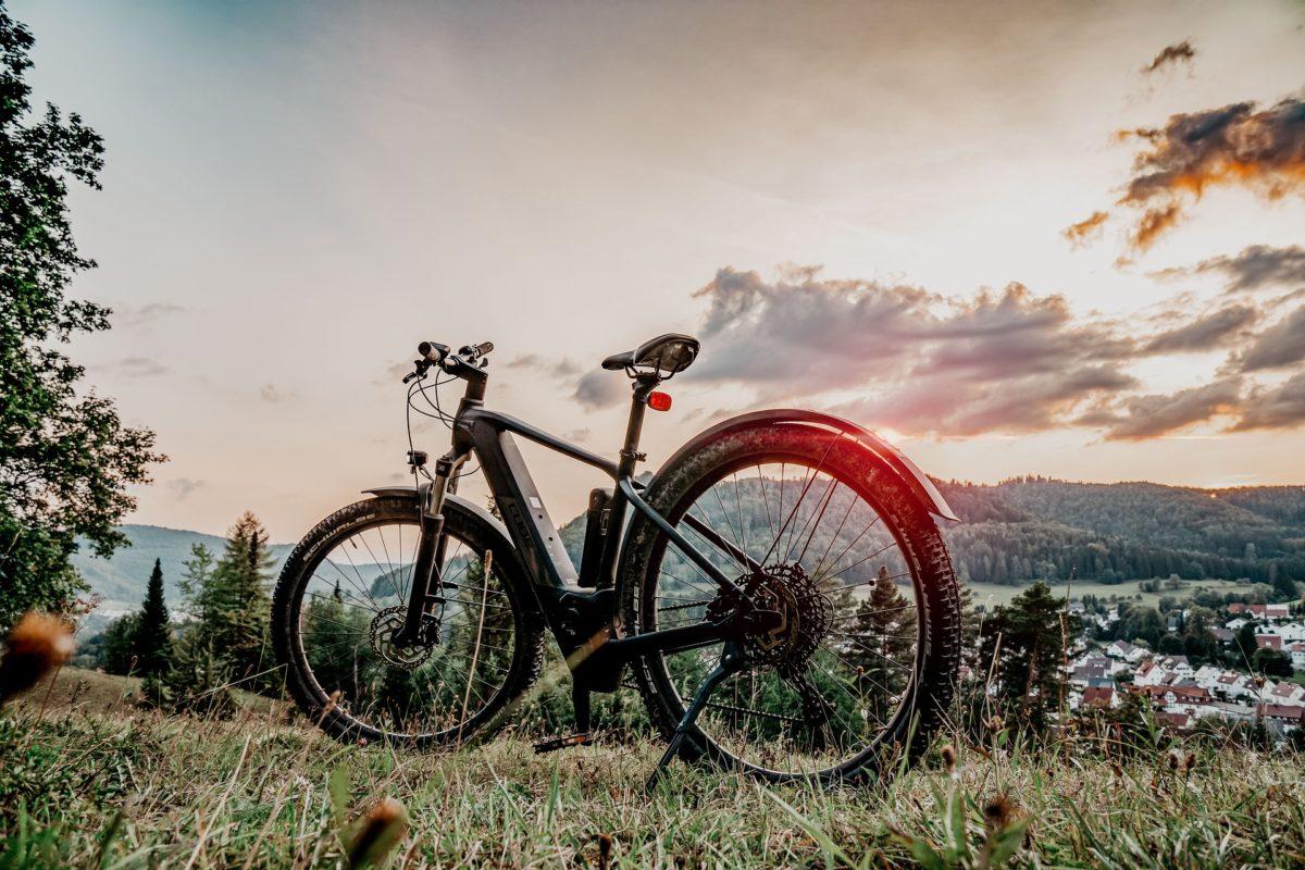 E Bike ohne Motor fahren