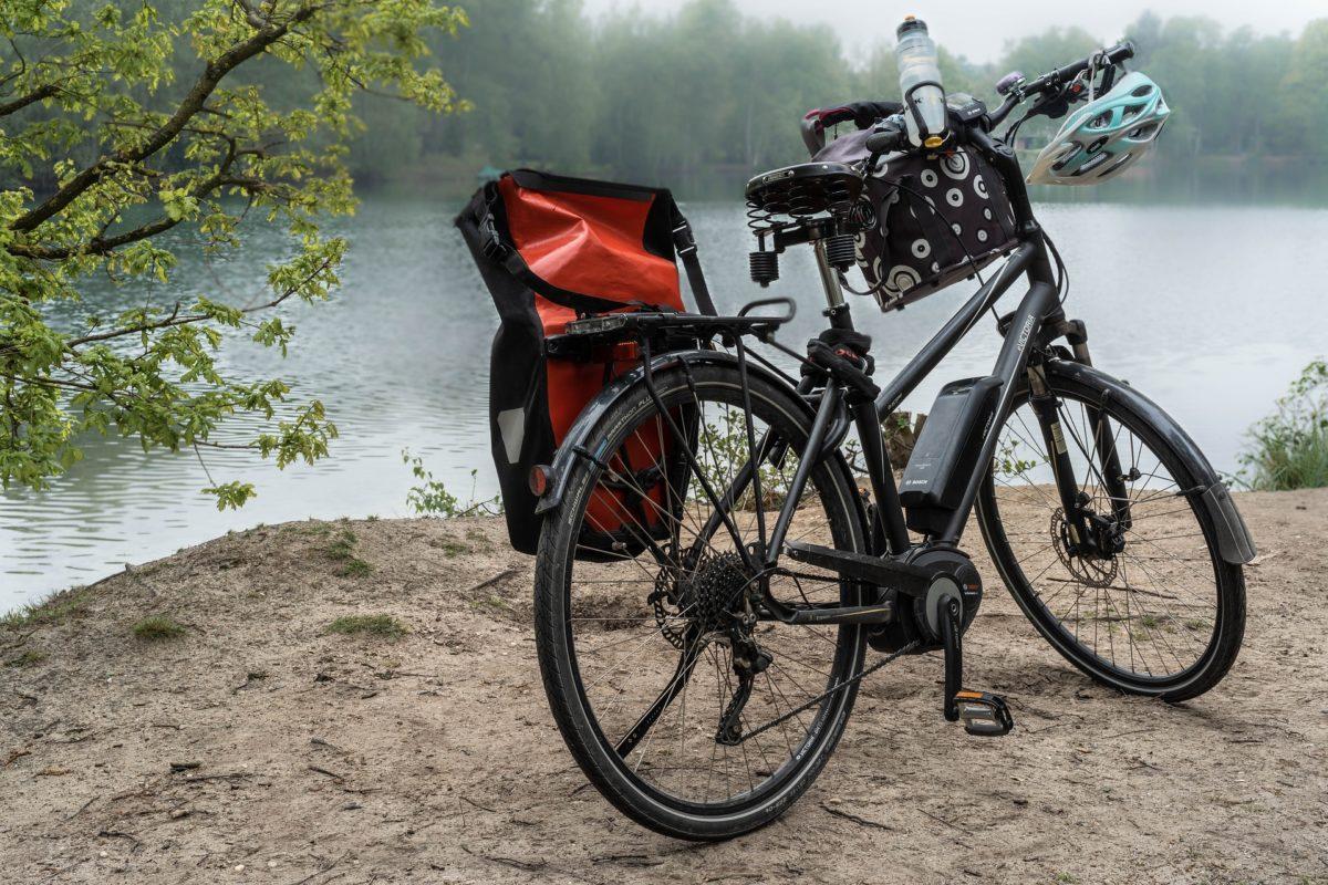 E-Bike klappert beim Treten