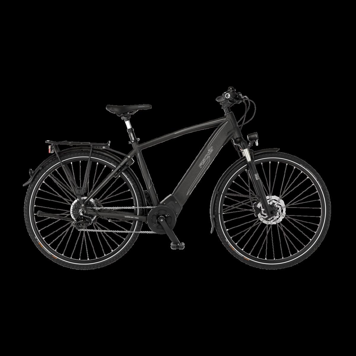 Fischer E-Bike –Was sagt Stiftung Warentest?