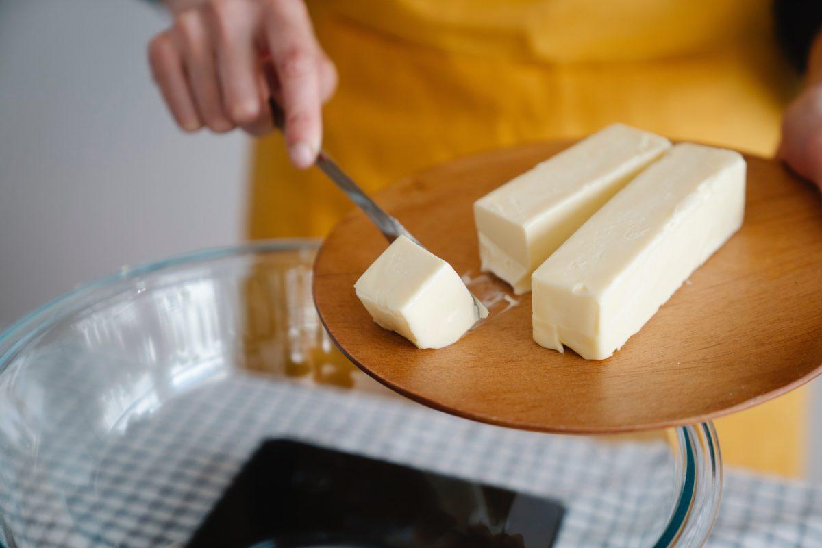 Veganer Butterersatz