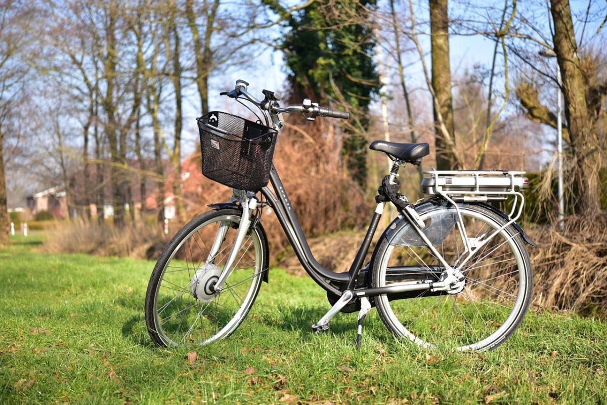 FISCHER E-Bike City ECU 1401
