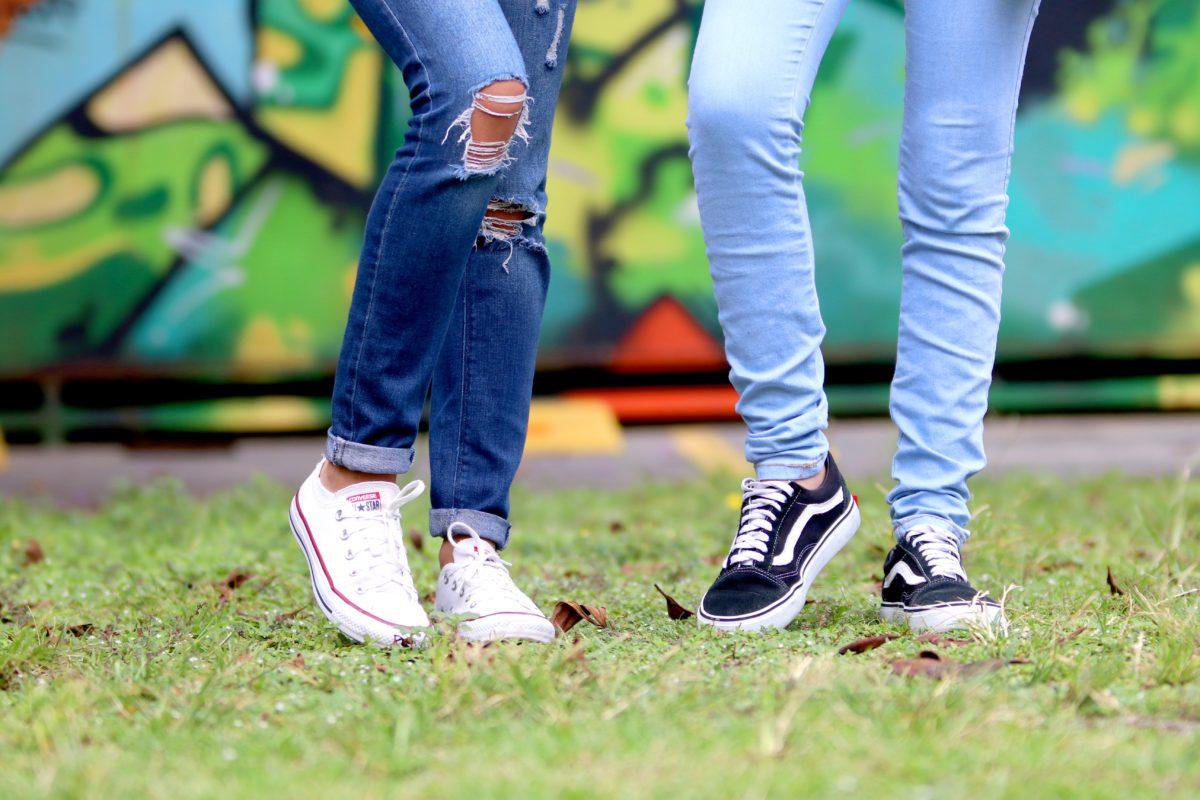 Umweltfreundliche Jeans