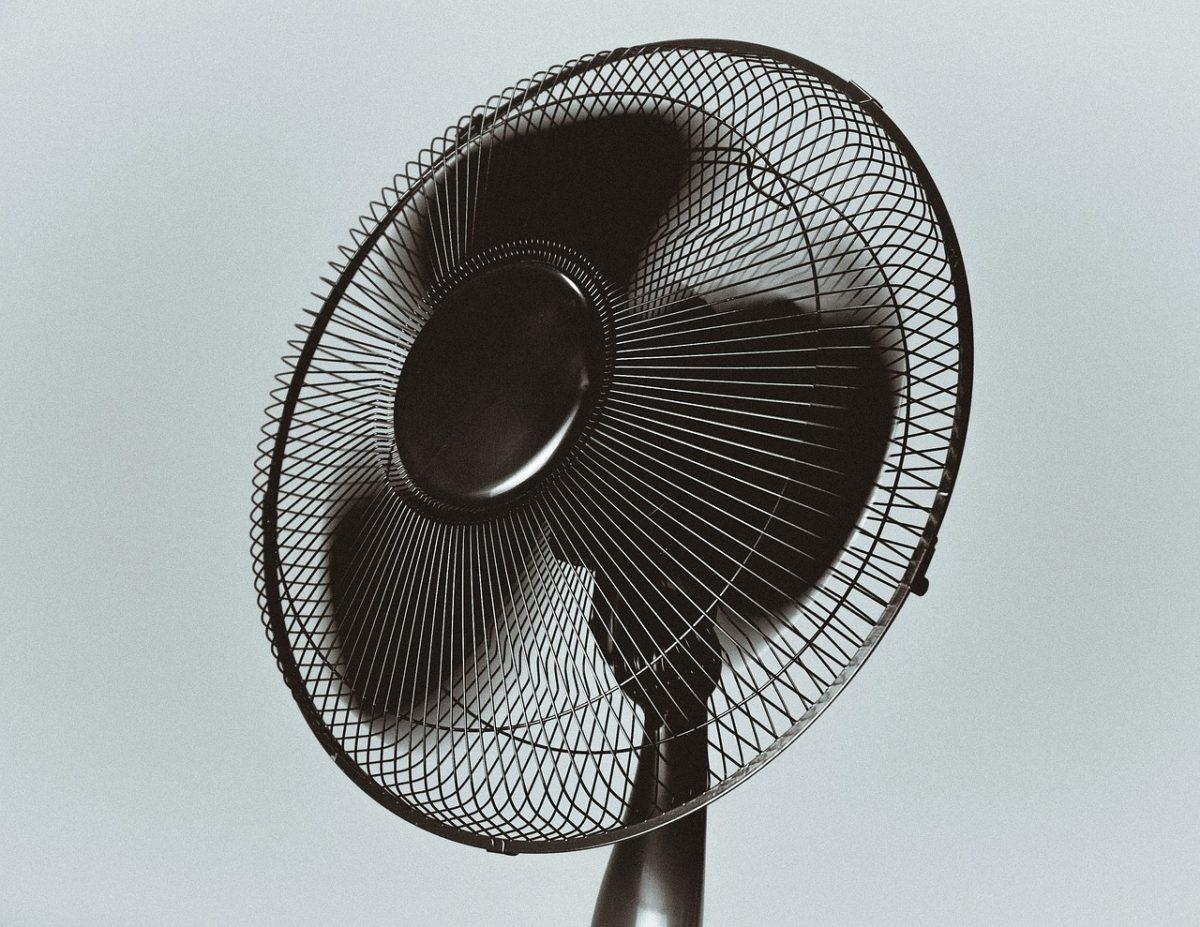 Ventilator stromsparend